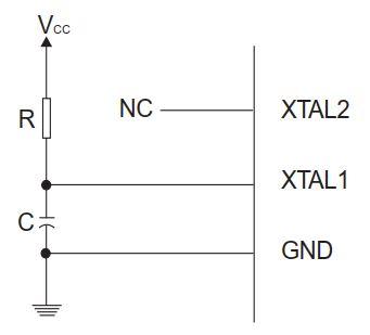 نحوه اتصال مدار RC به میکرو