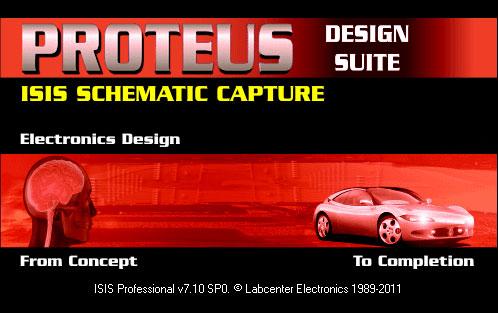 نرم افزار Proteus
